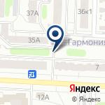 Компания Стройпроект Иваново-Вознесенск на карте