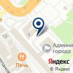 Компания Управление административными зданиями правительства Ивановской области на карте