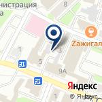 Компания УКВ на карте
