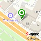 Местоположение компании ПрофБух Консалтинг