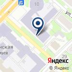 Компания Шереметев-Центр на карте