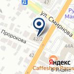 Компания РОСГЕОКапитал-ГРУПП на карте