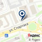 Компания Электрик на карте