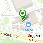 Местоположение компании Красная Талка