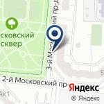 Компания Московский на карте