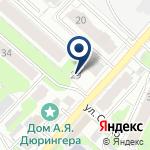 Компания РЕГИОНПРОЕКТ на карте