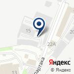 Компания Глав Доставка на карте