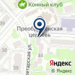 Компания Преображенский кафедральный собор на карте
