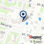 Компания Территориальная избирательная комиссия Ленинского района г. Иваново на карте