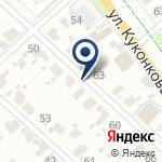 Компания АкваМастер Иваново на карте