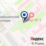 Компания Медицинский информационно-аналитический центр на карте