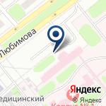 Компания Ника-Мед на карте