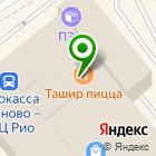 Местоположение компании Ivashka
