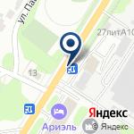 Компания ТрансСпецПром на карте