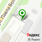 Местоположение компании СТАРОБАНЬКА