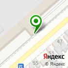 Местоположение компании Фитнес-студия