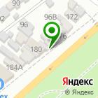 Местоположение компании Прораб