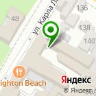 Местоположение компании Фит-Атлетик