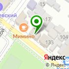 Местоположение компании СТЕНД