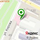 Местоположение компании Салют