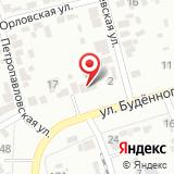 Шиномонтажная мастерская на ул. Будённого, 13а