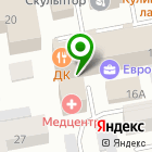 Местоположение компании МОЛТА