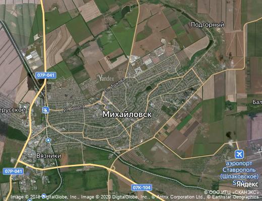 Купить квартиру в Михайловске в 9 км от Ставрополя