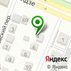 Местоположение компании ЛЕГО-КИРПИЧ