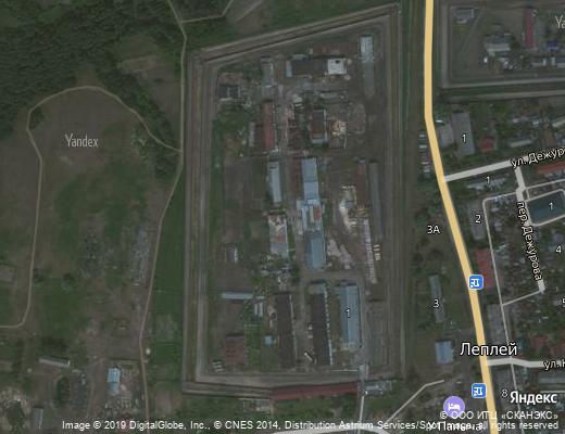 ИК-5 – Леплей, Зубово-Полянский район, Мордовия, Россия