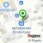 Местоположение компании Кавказ