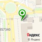 Местоположение компании Церковная лавка, Храм преподобного Сергия Радонежского