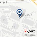 Компания Дистриком-СК на карте