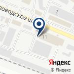 Компания Росводсервис на карте