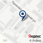 Компания РСК-КМВ на карте