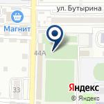 Компания СевКавПласт на карте
