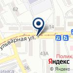 Компания БНС КМВ на карте