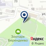 Компания Берендеево на карте