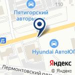 Компания Авто line на карте