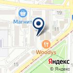 Компания iService на карте