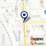 Компания iExpress на карте