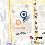 Компания Технолайн на карте