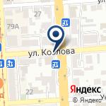 Компания Пятигорская торгово-промышленная палата на карте