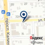 Компания БЕЗОПАСНИК на карте