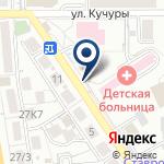 Компания Центральная детская поликлиника на карте