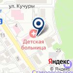 Компания Детская городская больница на карте