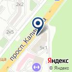 Компания Божоле на карте