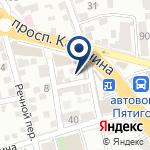 Компания БлокПост на карте