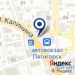 Компания Дорожное на карте