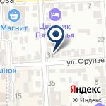 Компания Стоматологический кабинет на карте