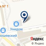 Компания МЕТИЗ Групп на карте